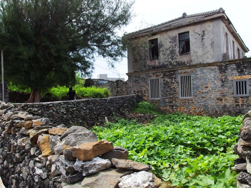 閩南建築的花園古厝