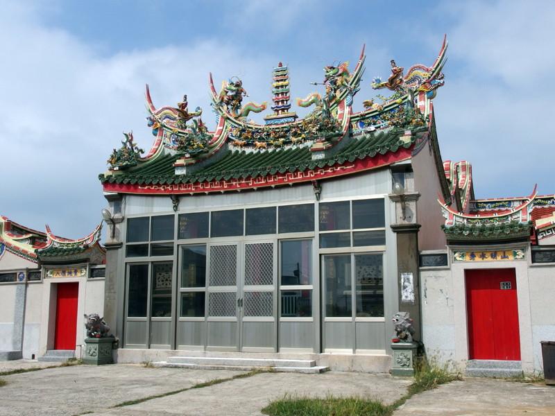 五府千歲廟整體外觀