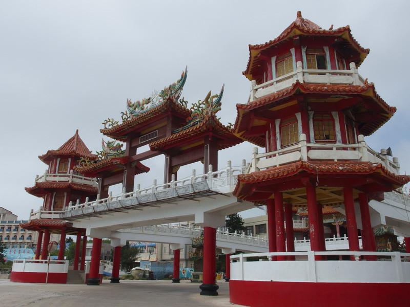 觀音寺外圍