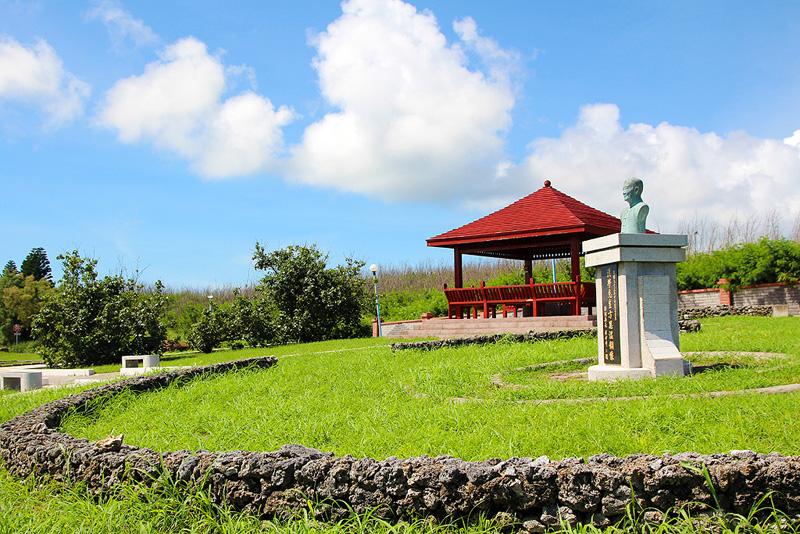 方思溫紀念公園與思溫亭